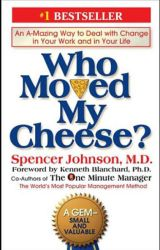 Who Moved My Cheese by JazaIntikhab