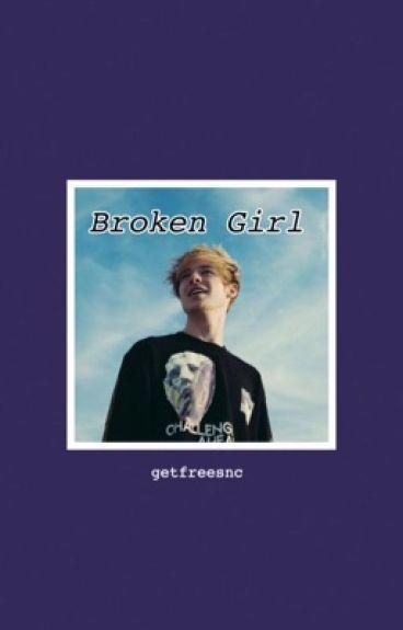 Broken Girl//Sam Golbach