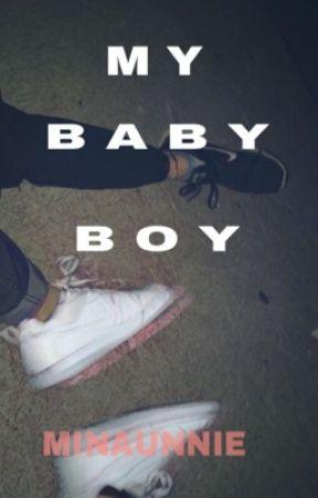 My baby boy by minamomma