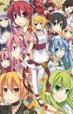 Fanart Vocaloid ( bao gồm Utauloid, Fanloid ) by MiyokiHarasami2311