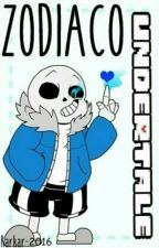 Zodiaco Undertale by Lapis_Offixial