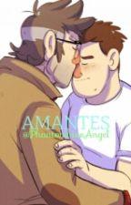 Amantes. (Stancest - StanleyXFord Pines) by PhantomhiveAngel