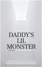 Daddy's Lil Monster (Vkook)  by AttGrace