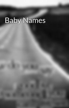 Baby Names Italian Boy Names Wattpad