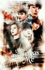 These Cassanova's and me [book 1] boyxboy (ongoing) by secret_guix