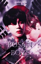 Busan Boys ☠ (Jikook) by CathyAndre