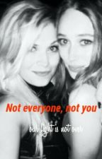 Not everyone, not you (Part II) by clexaw