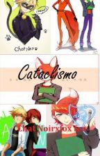 Cataclismo AdrienxNathaniel Chat NoirxFox Feu by Tsuki_Tsurimutawa