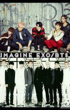 Imagine EXO/BTS (Demande) by FannyLightMoon