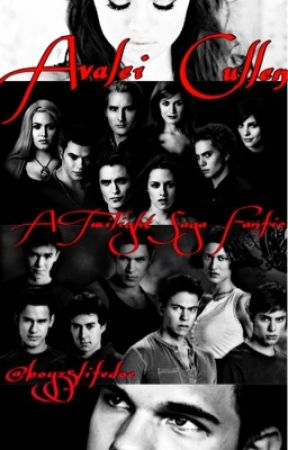 Avalei Cullen (A Twilight Saga Fanfic) by boyz5lifedoe