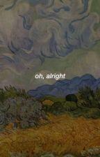 oh, alright | mark tuan (editing) by cypherkth