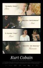 Kurt Cobain by aucoeurduneplume