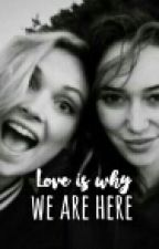 Love is why we're here (CLEXA) by Eastolia