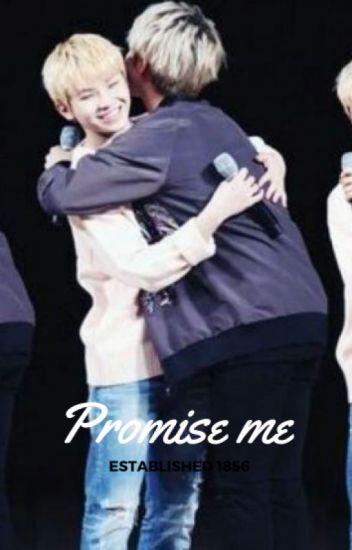 Promise me |Soonhoon|