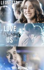I Love You | Leonetta by tinixblanco
