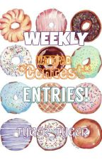 Weekly Contest Entries by Tyger_Tyger