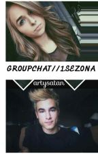 GROUPCHAT // 1.sezona by artysatan