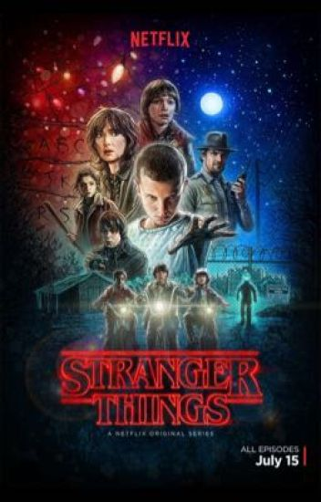 Stranger Things (Netflix tv series continued)