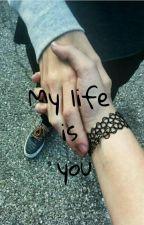 My Life Is you [Lorenzo Ostuni] by _favijismysmile_