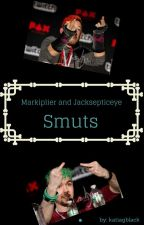 Markiplier And Jacksepticeye Smuts  by katiagblack