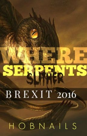 Where Serpents Slither by Hobnails