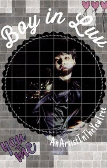 Boy in Luv (Suga/M.YG x Reader)