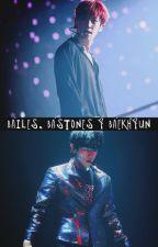 Bailes, bastones y BaekHyun {ChanBaek/BaekYeol} by Emiita13