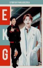 EKG ❧ Chanbaek by parluckzeka