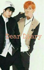 Dear diary || Vkook by Stella_cometa_2000