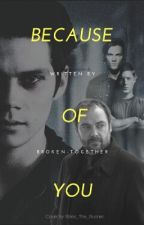 Because Of You (Spn/tw) Book 2 by Broken-Together
