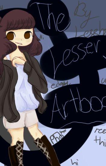 The Lesser Artbook