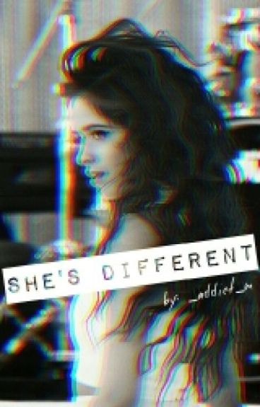 She's different ✔ (Camila/you)