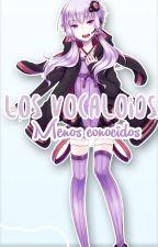 Los Vocaloids Menos Conocidos by dxnki_