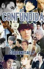 Confundida(Super Junior y tu) by coreanitaElf