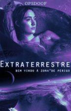 Extraterrestre  by TalitaHoracio