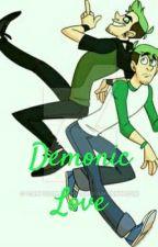 Demonic Love by serrenity14