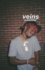 veins》cake by jcoletiller