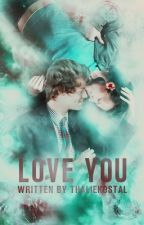 Love you // larry  by thaliekostal