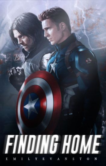 Finding Home: A Captain America FanFic