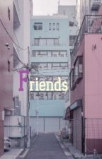 Friends 》ChanSoo by RainbowLand_