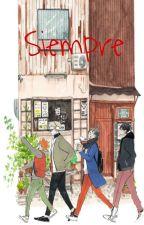 Siempre (Tsukihina Yaoi/Gay) by NEOWIKI4