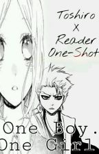 Toshiro X Reader One-shots by Ruki-sempai