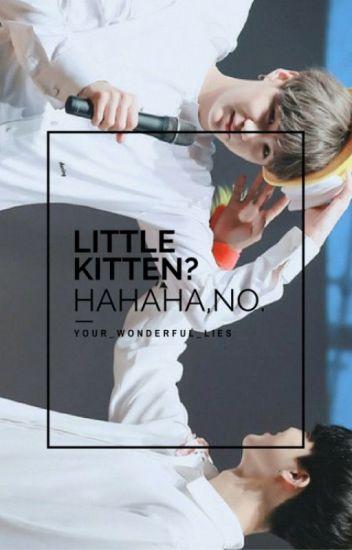 Little Kitten? Haha no. [YoonMin]