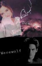 Demigod in a Pack. || Liam Dunbar, Teen Wolf. by theirontrial