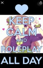 Roleplay with OC's! <3 by AnimeFreak121234
