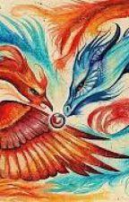 La Dragonne Et Le Phoenix by mangafan40