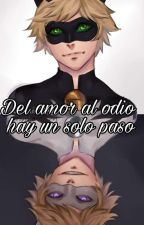 Del Amor al odio hay un solo paso by naluynaruhina