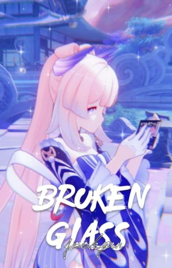 broken glass ; jookyun