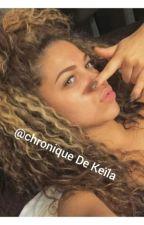 Chronique de Keïla: «Il M'a Détruit Comme Une Paire De AirMax».  by keiloushhh