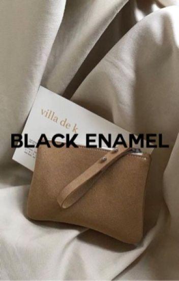 black enamel ¡yoonseok!